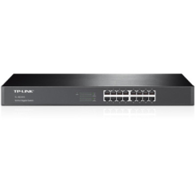 TP-Link 8-port Desktop preklopnik (Switch), 8×10/100M + 4 PoE ports, - TL-SF1008P